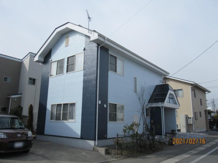 長野県 松本市 S様邸 外壁・屋根塗装工事