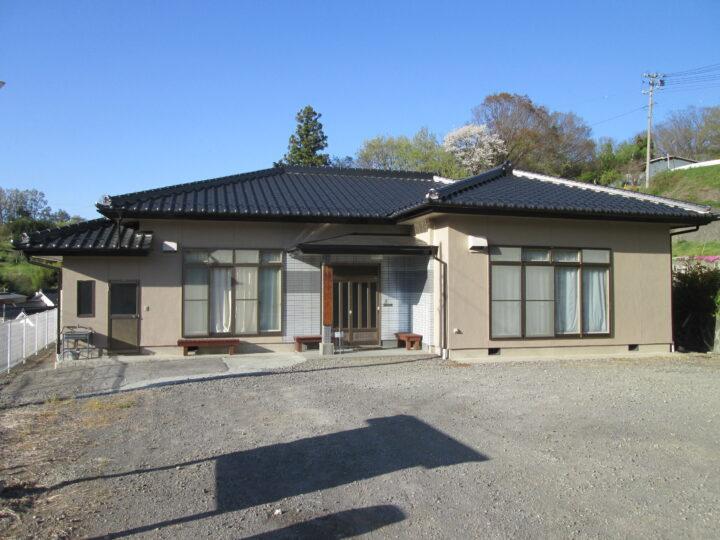 長野県 上田市 Y様 公民館 外壁塗装工事