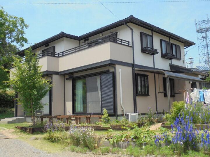 長野県 上田市 S様邸 外壁・屋根塗装工事