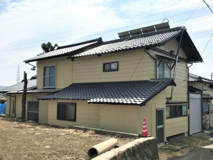 長野県 東御市 K様邸 外壁・屋根塗装工事