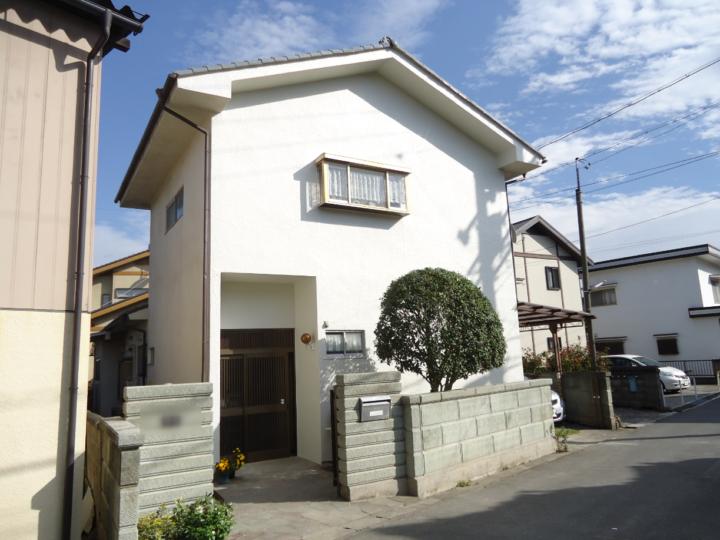 長野県 上田市 T様邸 外壁塗装工事