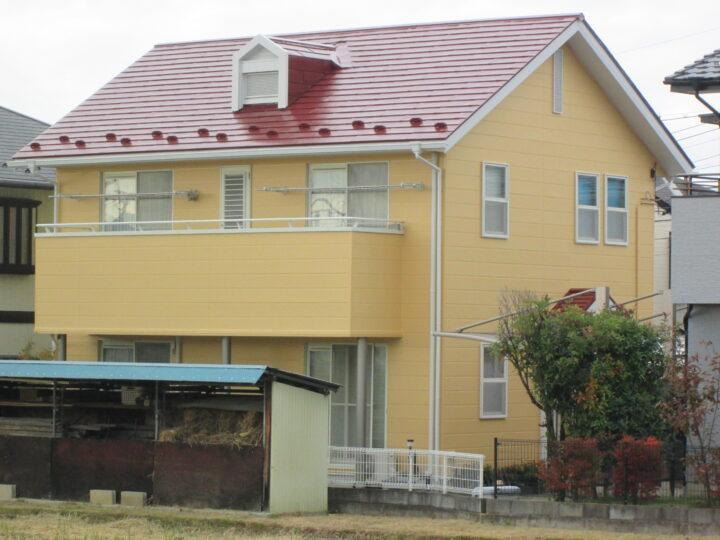長野県 上田市 M様邸 外壁・屋根塗装工事