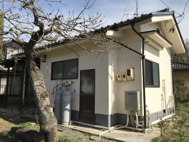 長野県 上田市 S様邸 外壁塗装工事