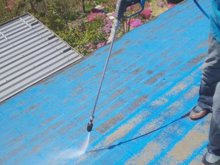 高圧トルネード洗浄