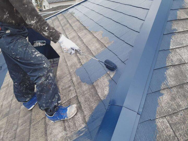 屋根【中塗り】