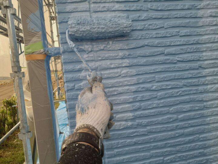 外壁【上塗り】