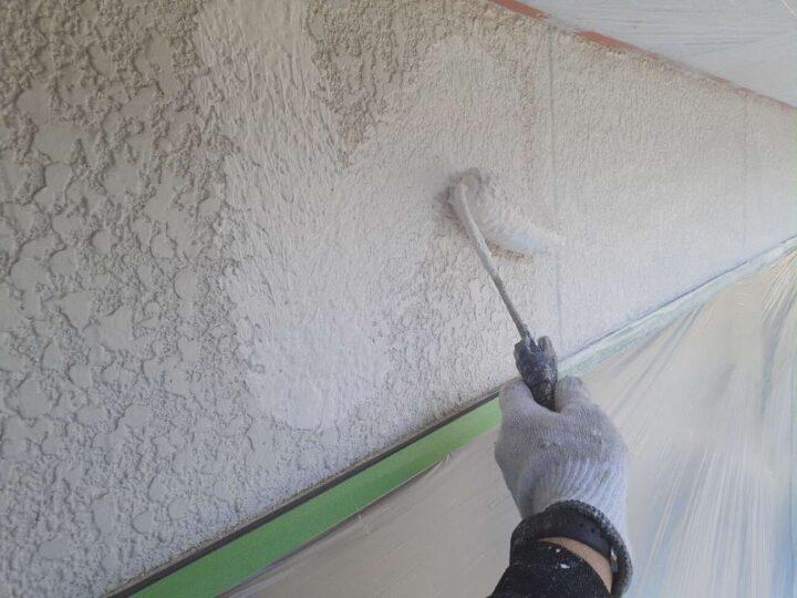 外壁【下塗り】