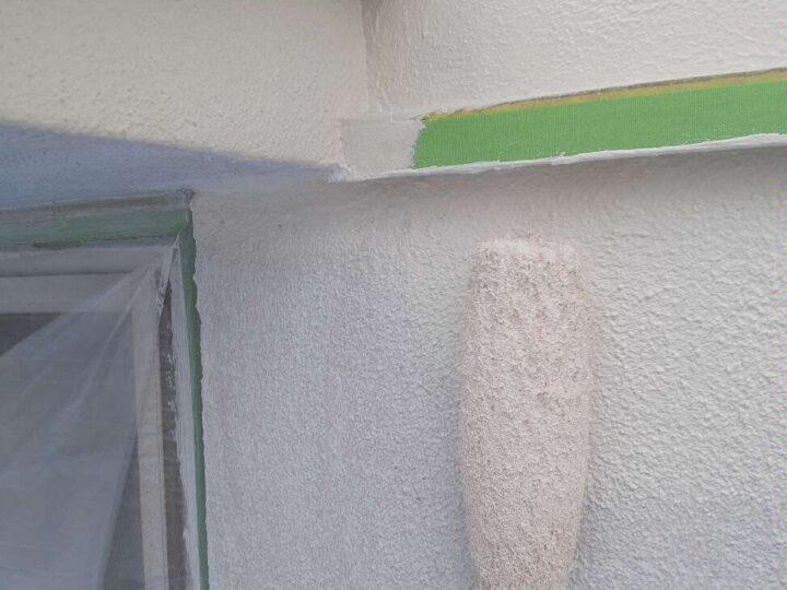 外壁【中塗り】