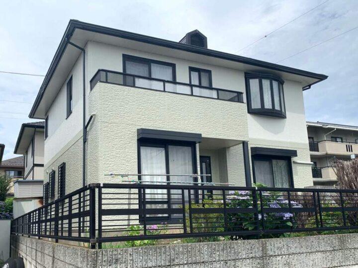 長野県 東御市 M様邸 外壁・屋根塗装工事