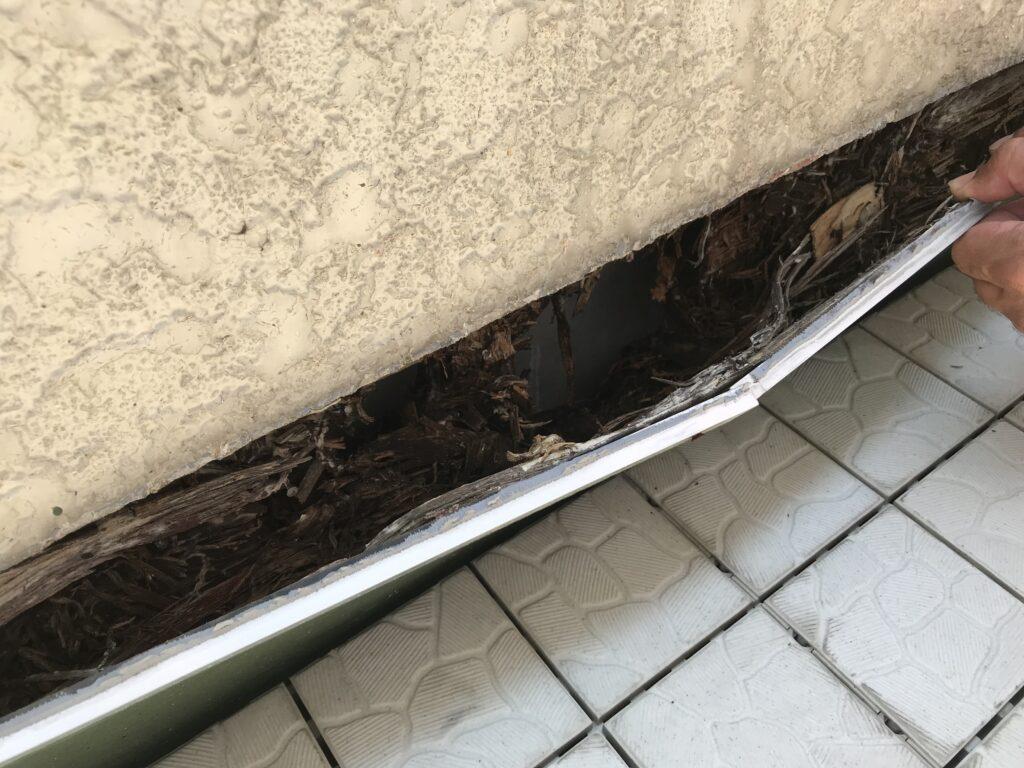 上田市 雨漏り